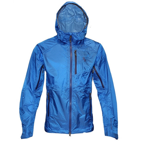 Brooks Range Mountaineering Men's Light Armor Hooded Shell Jacket