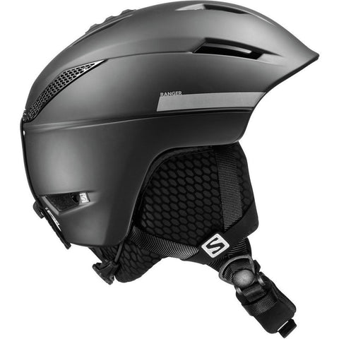 Salomon Ranger 2 All-Mountain Men's Ski / Snowboard Helmet - Black