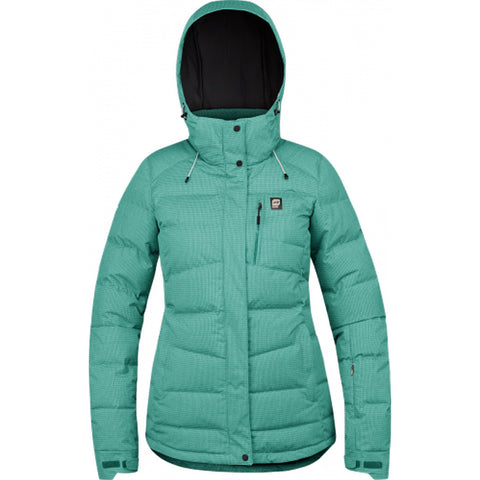 Orage Cascade Women's 500-Fill Down Jacket - Jade / Small
