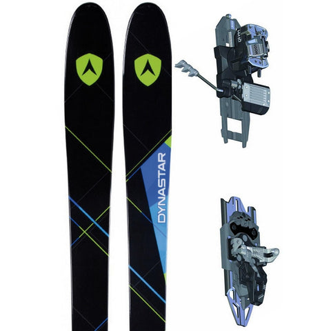 Dynastar Cham 2.0 97 Ski + Look HM 10 Tech Binding - Gently Used 2017