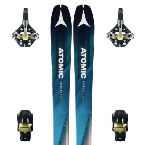 Atomic Backland 85 Touring Ski + Dynafit TLT Speedfit Binding - New 2018