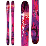 Faction Prodigy W Women's Ski + Attack 11 DT Binding - Gently Used 2018