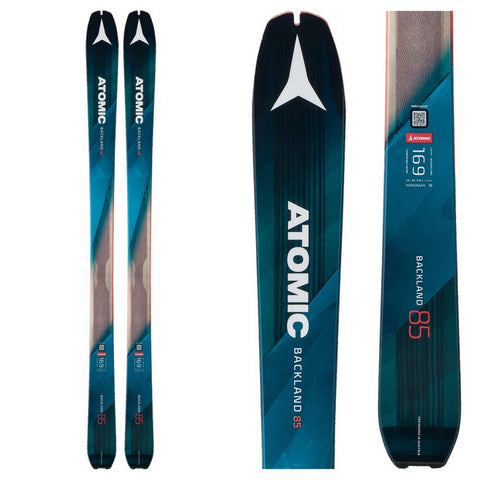 Atomic Backland 85 Alpine Touring Backcountry Ski - New 2018