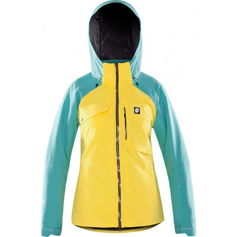Orage Grace Women's Ski Jacket - Canary / Small