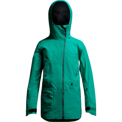 Orage LadySeven Women's Gore-Tex Shell Jacket - Emerald / Small