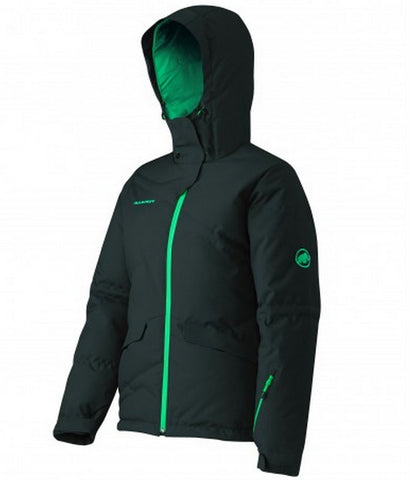 Mammut Arosa Insulated Women's Jacket - Black / XS