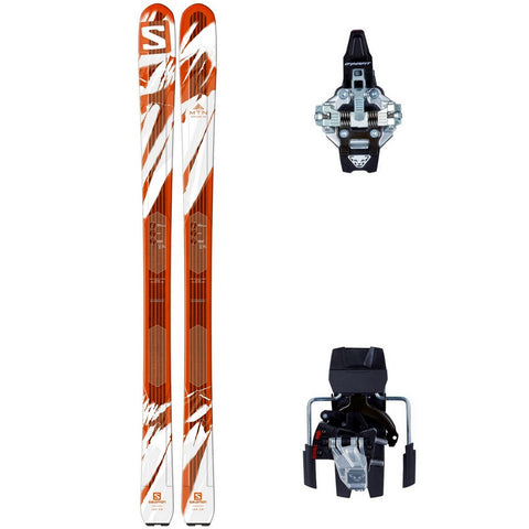Salomon MTN Explore 88 Ski + Dynafit TLT Radical ST Binding - Gently Used 2017