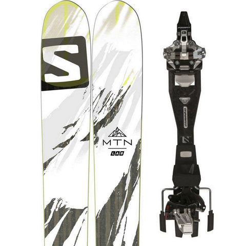 Salomon MTN Lab Ski + Dynafit Radical FT Z12 Binding - Gently Used 2017