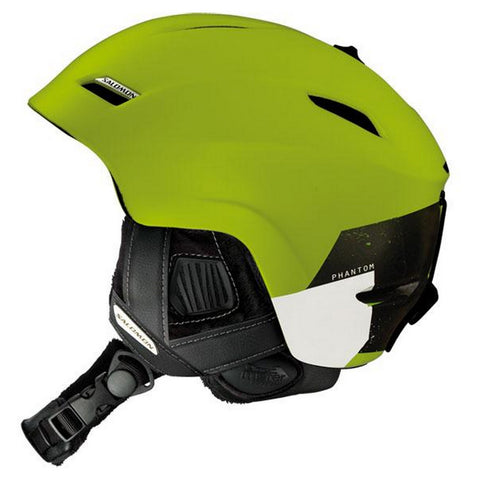 Salomon Phantom Custom Air Men's Ski / Snowboard Helmet - Green