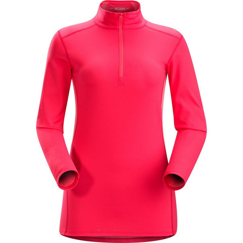 Arc'teryx Phase AR Women's Zip Neck LS Top