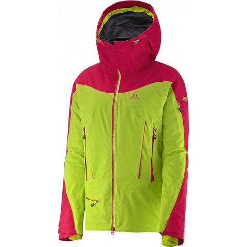 Salomon Soulquest BC GTX 3L Women's Jacket - Medium