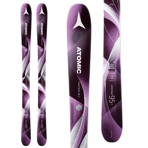 Atomic Vantage WMN 95 C Women's All-Mountain Ski
