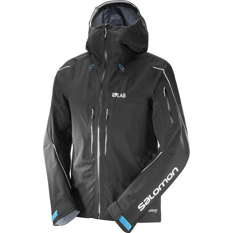 Salomon S/Lab X Alp Pro GTX Men's Gore-Tex Hardshell Jacket - Black