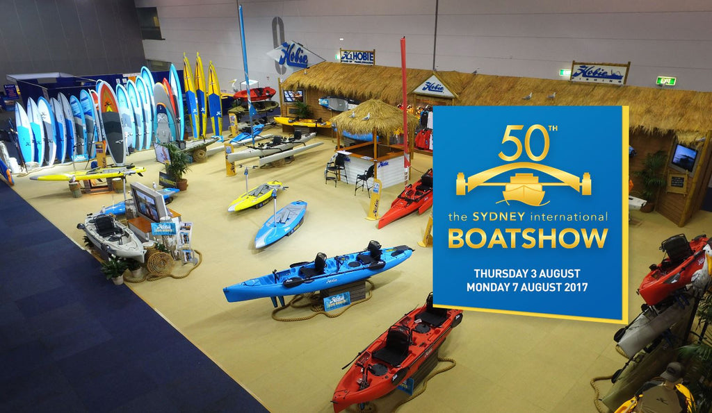 Come visit us at the Sydney International Boatshow - August 3-7