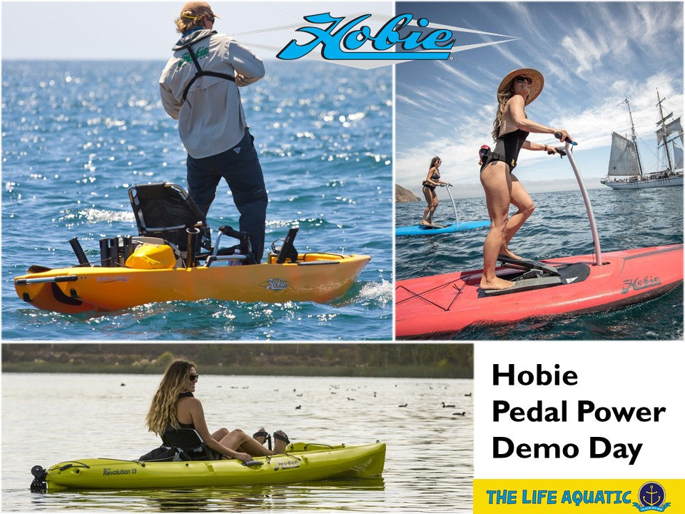 Hobie Mirage Demo Days - All May!