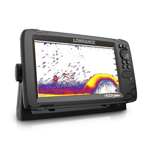 Hook Reveal 9 TripleShot Fishfinder