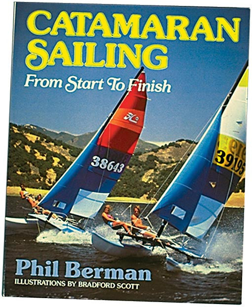BOOK, CATAMARAN SAILING