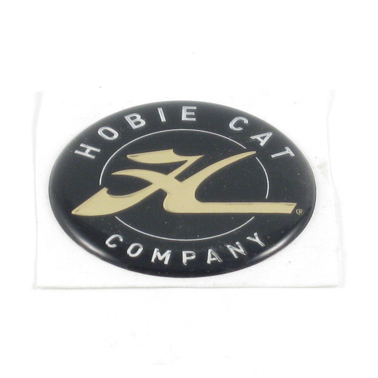 DECAL DOME, HCC GOLD 1.75""