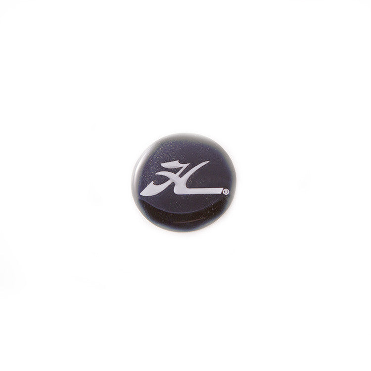 DOME DECAL LG HANDLE, H LOGO
