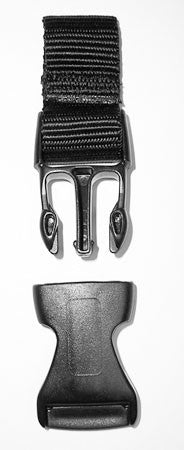 MAST FLOAT WEB STRAP/BUCKLE