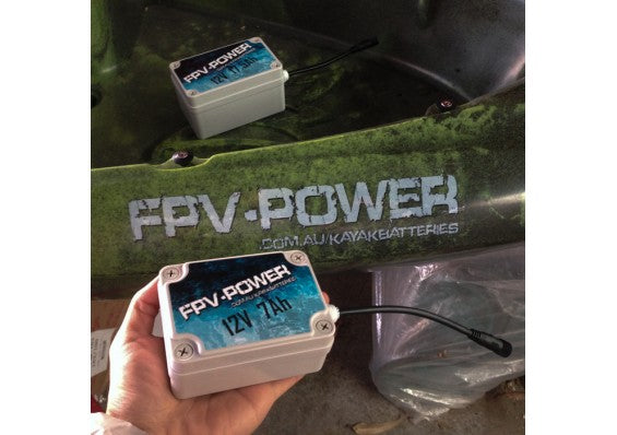 # 12V FPV Battery and Charger