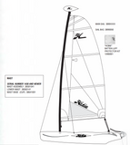 MAST WAVE LOWER NEWER TYPE T/
