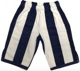 Blue Bomber Shorts Made From A Towel