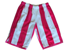 Pink Bomber Shorts Made From A Towel