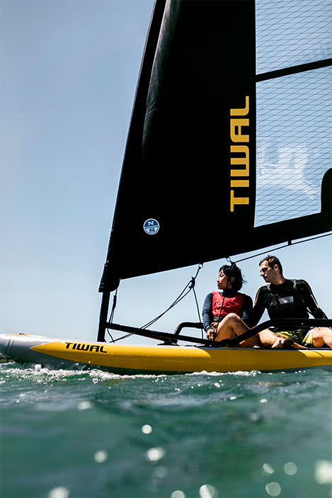 Tiwal 3.2 with Sail 7m2