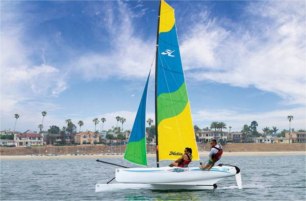 SAIL JIB T2 BLACK