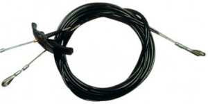 TRAP WIRES H16/17 BLK