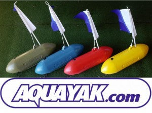 Aquayak Dive Float