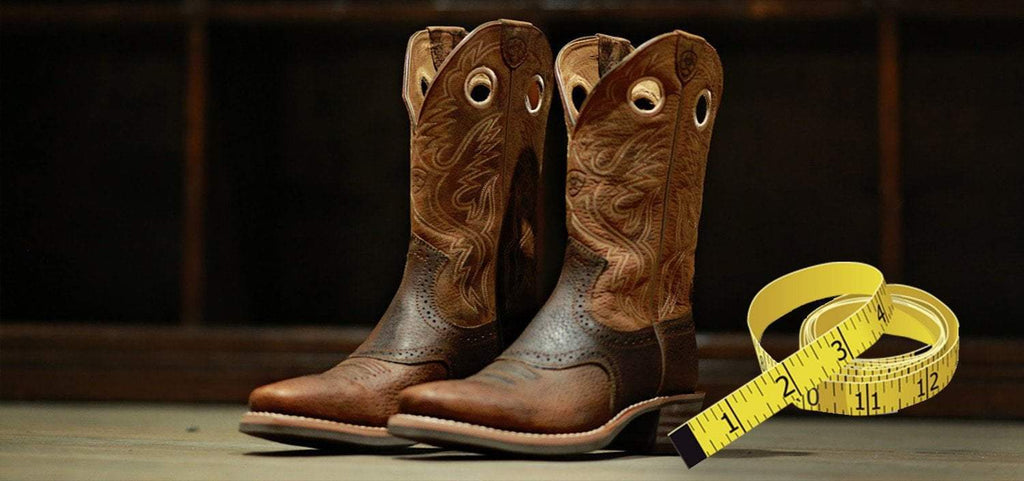 Cowboy Boot Fit Guide