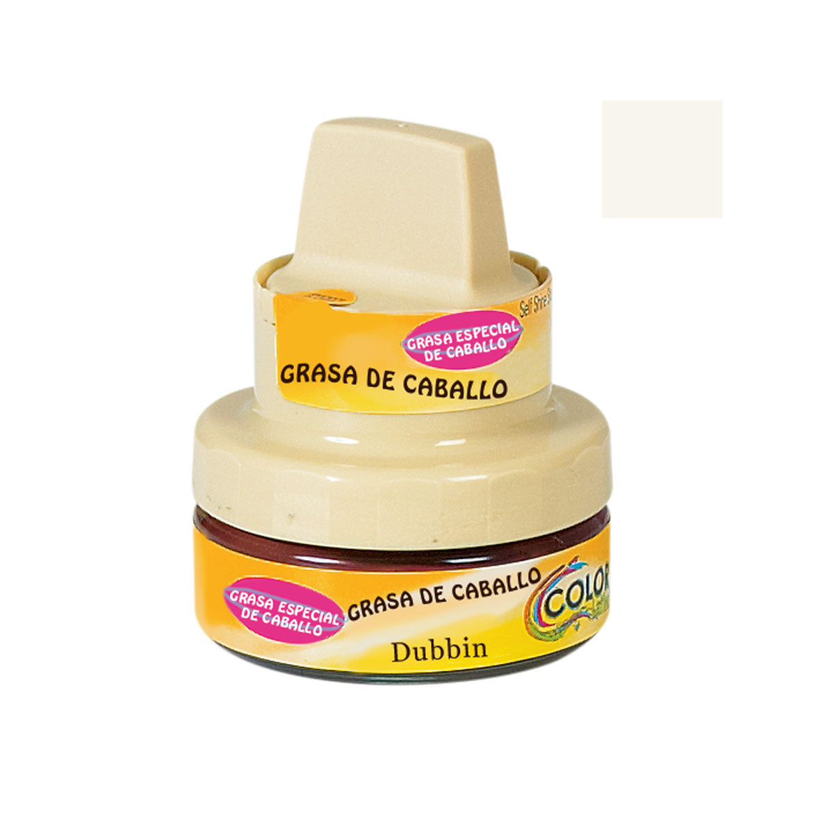 GRASA DE CABALLO 50 ml COLOR: INCOLORO