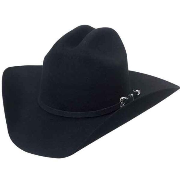 Men's Felt Hat Texana El General 50X Black