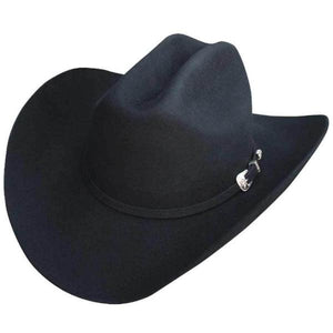 Men's Felt Hat Texana Edicion Limitada El General 50X Black