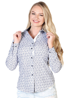 Women's Long Sleeve Western Shirt