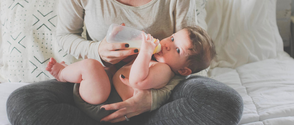 Breastfeeding expectations vs. reality: a gMum guest post