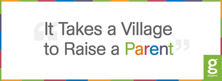 Welcome to the It Takes a Village to Raise a Parent podcast!