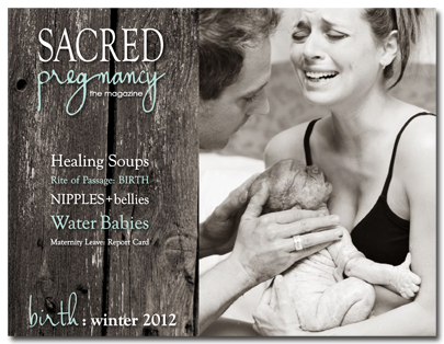 Sacred Pregnancy with Anni Daulter