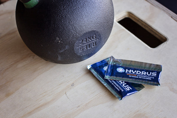 Hydrus Concentrate: Boxes of Single-Serve Pouches, Orange