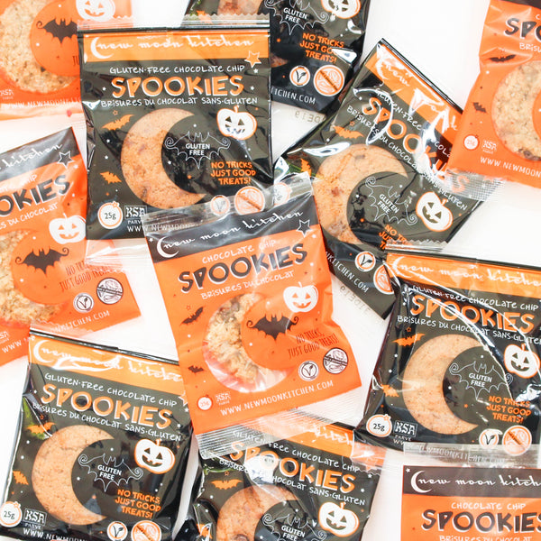 Spookies Hallowe'en Cookie Pack - Assorted