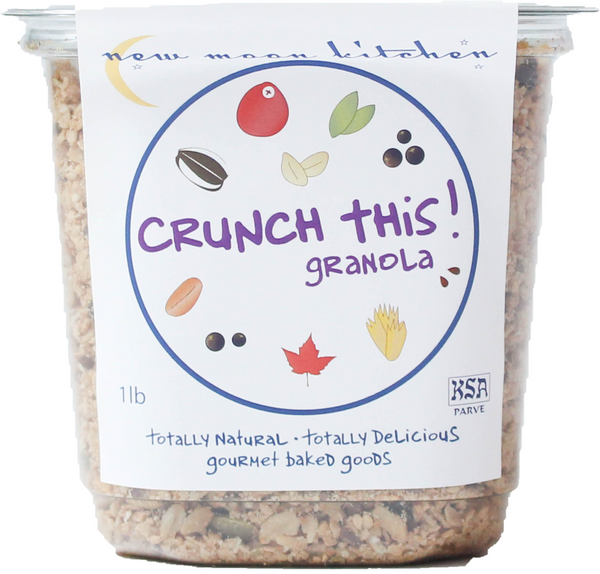 Crunch This! Granola