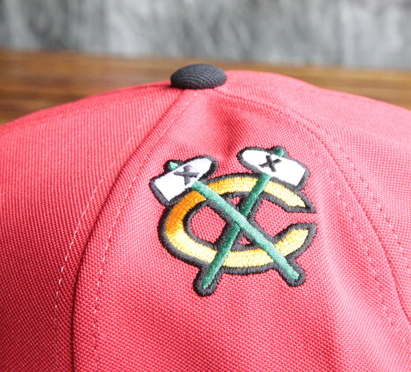 Chicago Blackhawks Team Jersey Snapback