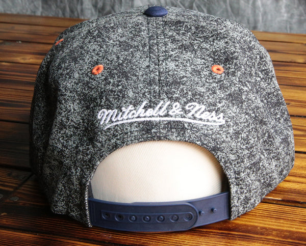 Chicago Bears Mitchell & Ness Diamond Marquee Snapback Hat