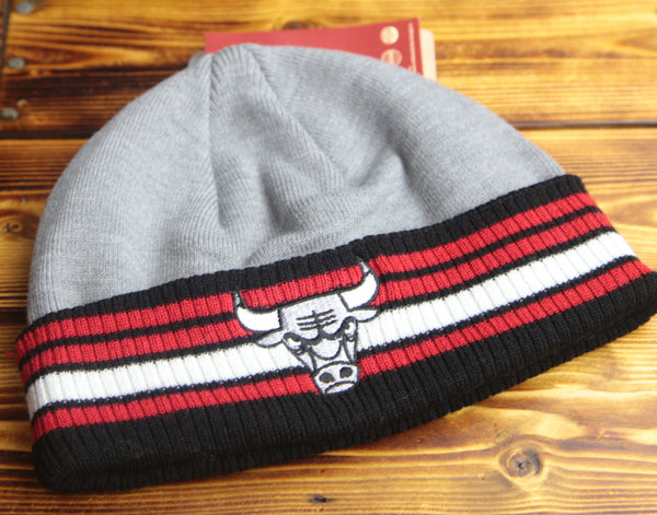 Chicago Bulls Mitchell & Ness Cuffed Knit Hat