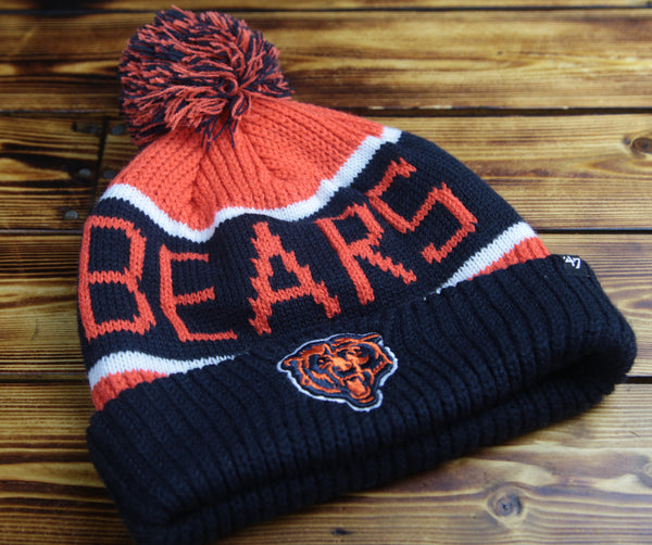 Chicago Bears 47'brand Calgary Cuff Knit Hat