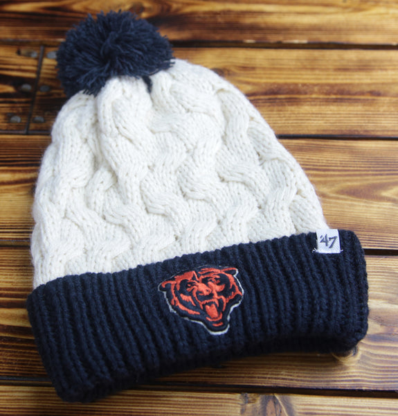 Chicago Bears 47'brand  Womens Matterhorn Knit