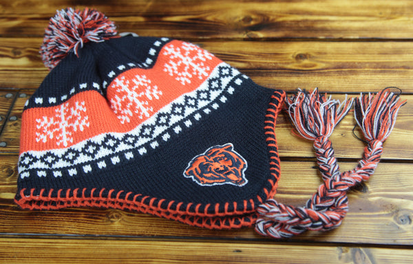 Chicago Bears 47'brand Winter Knit Hat