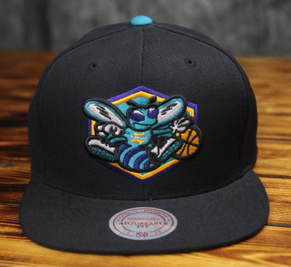 New Orleans Hornets Mitchell & Ness Snapback Hat
